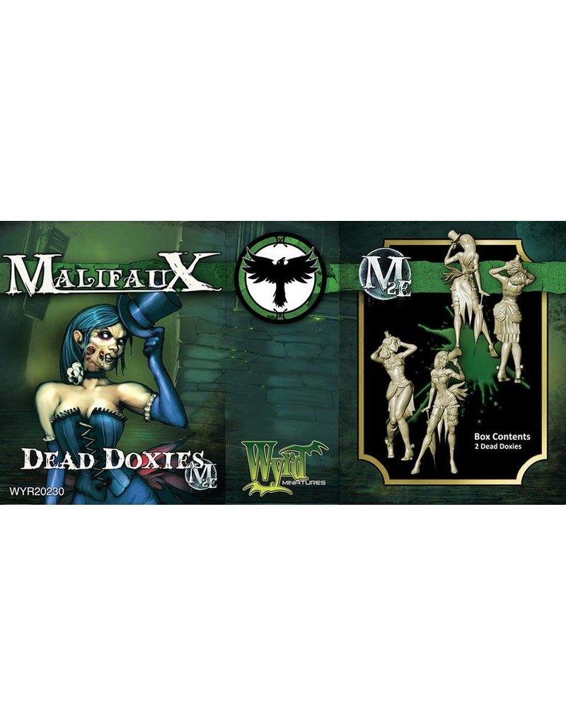 Wyrd Resurrectionists Dead Doxies Box Set 2nd Edition
