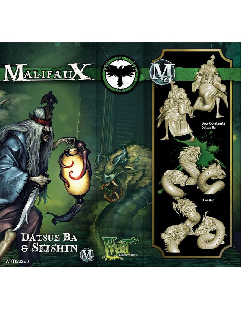 Wyrd Resurrectionists Datsue Ba & Seishen Box Set 2nd Edition