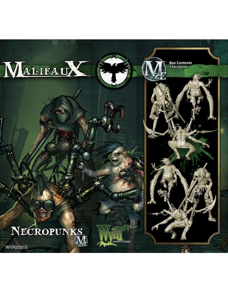 Wyrd Resurrectionists Necropunks Box Set