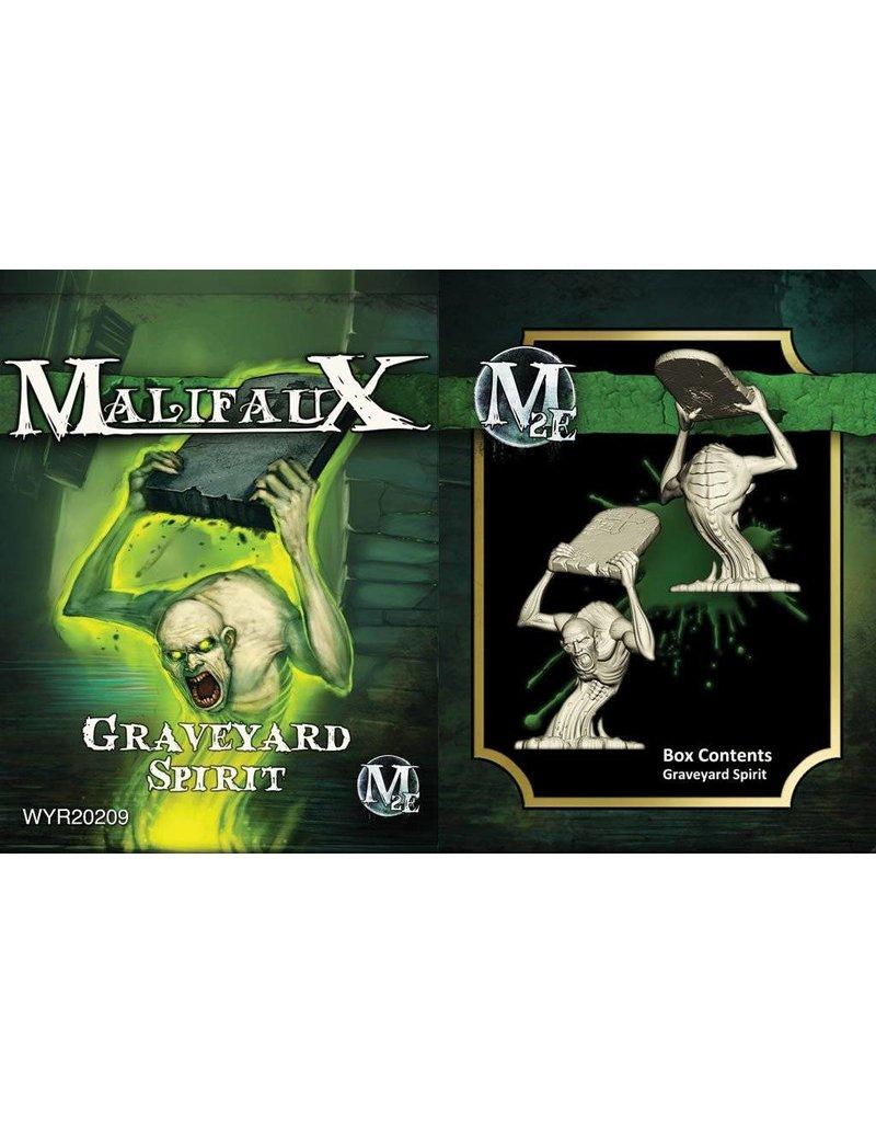 Wyrd Resurrectionists Graveyard Spirit Box Set 2nd Edition