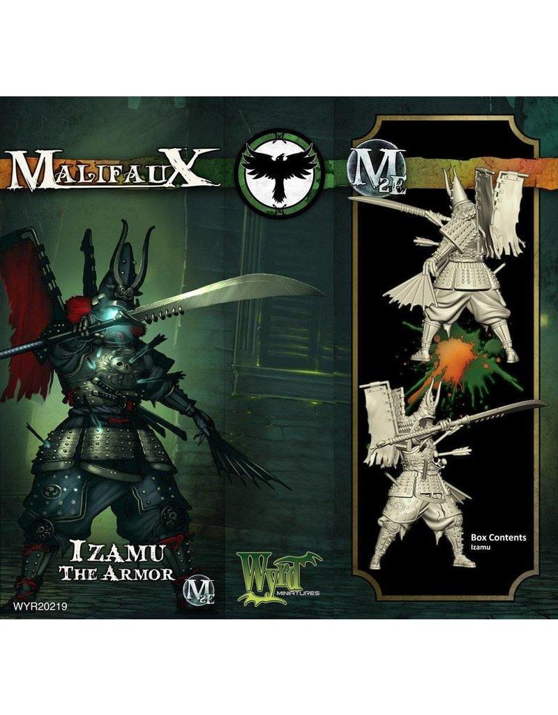 Wyrd Resurrectionists/Ten Thunders Izamu The Armor Box Set 2nd Edition