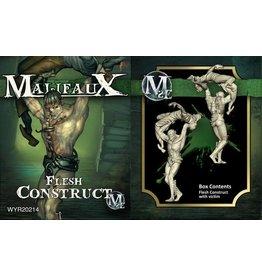 Wyrd Flesh Construct 2nd Edition