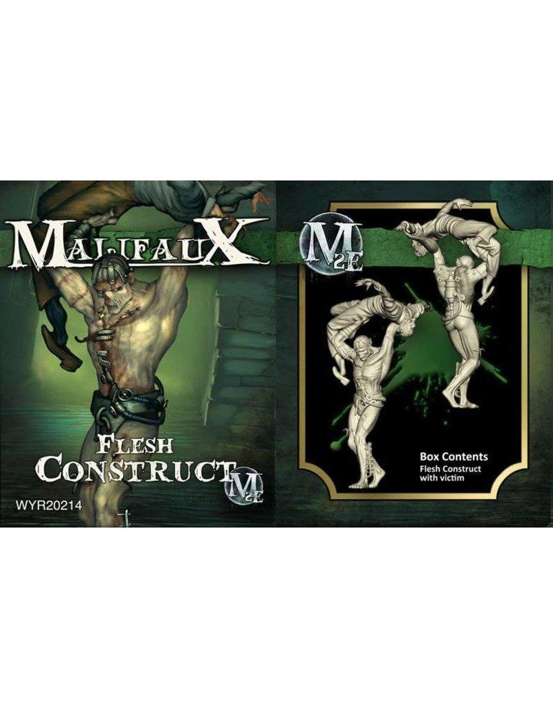 Wyrd Resurrectionists Flesh Construct (w/ Victim) Box Set 2nd Edition