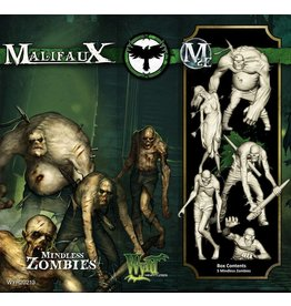Wyrd Mindless Zombies 2nd Edition
