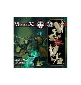Wyrd Death Marshal Recruiters 2nd Edition