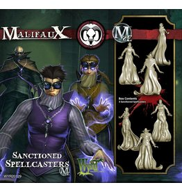 Wyrd Sanctioned Spellcasters 2nd Edition