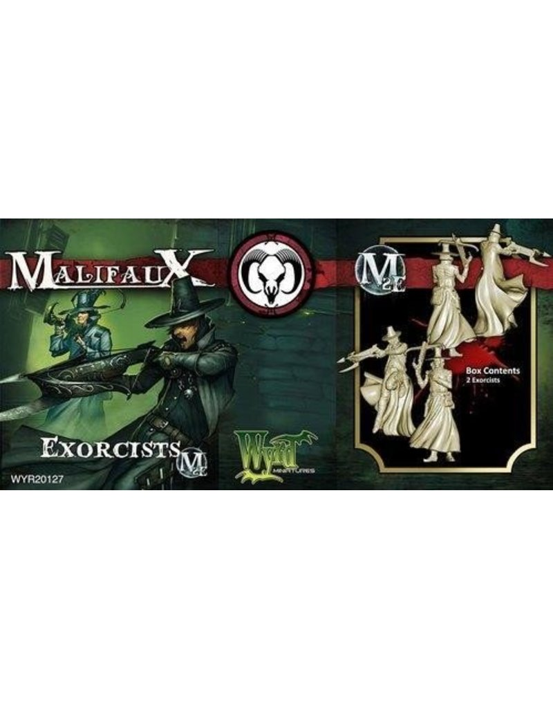 Wyrd Guild Exorcists 2nd Edition