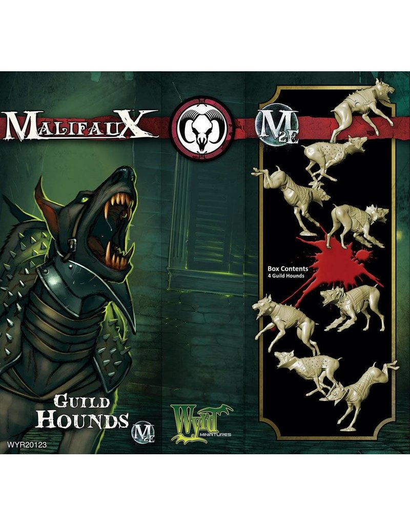 Wyrd Guild Hounds Pack 2nd Edition