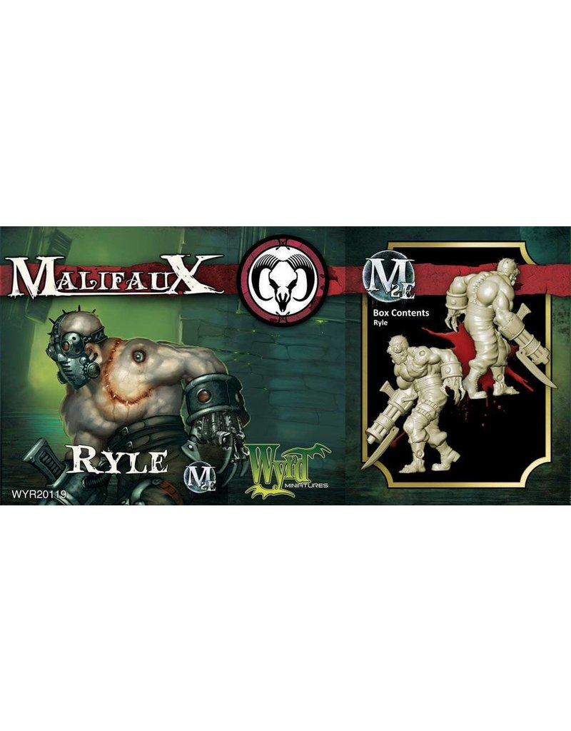Wyrd Guild Ryle 2nd Edition