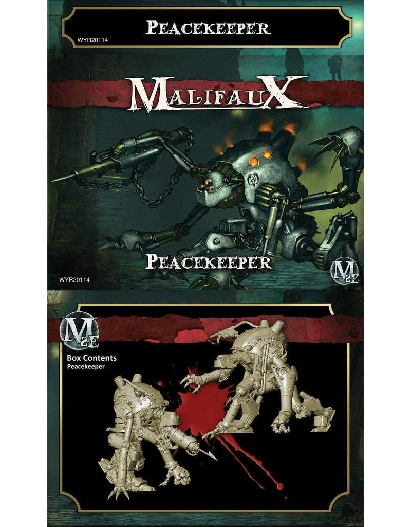 Wyrd Guild Peacekeeper 2nd Edition