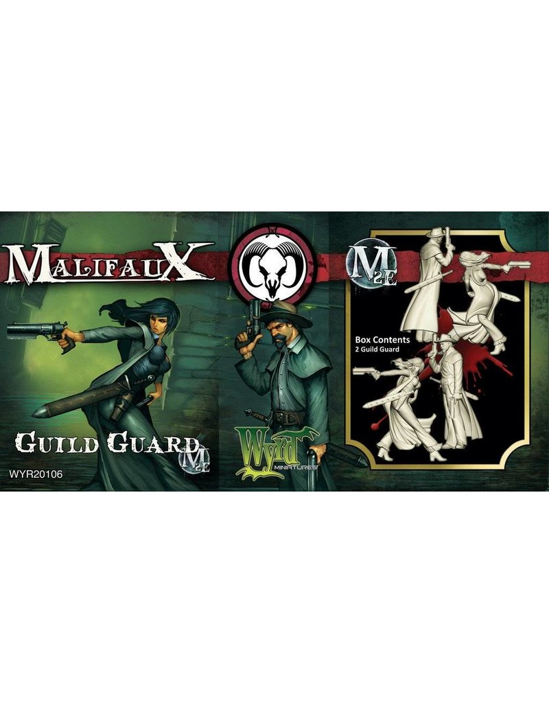 Wyrd Guild Guards 2nd Edition