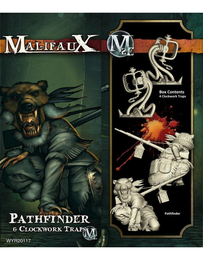 Wyrd Guild Pathfinder and Clockwork Traps 2nd Edition