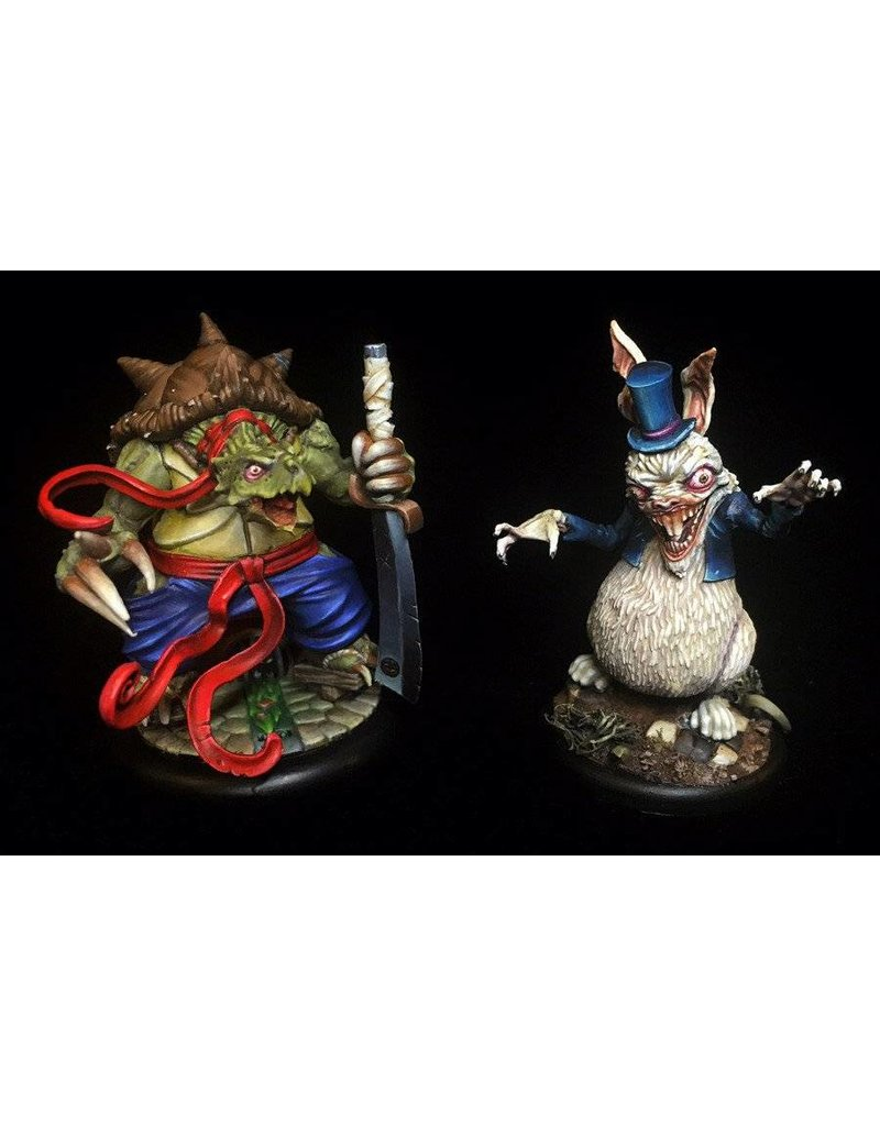 Wyrd The Tortoise and Hare (Story Encounter)
