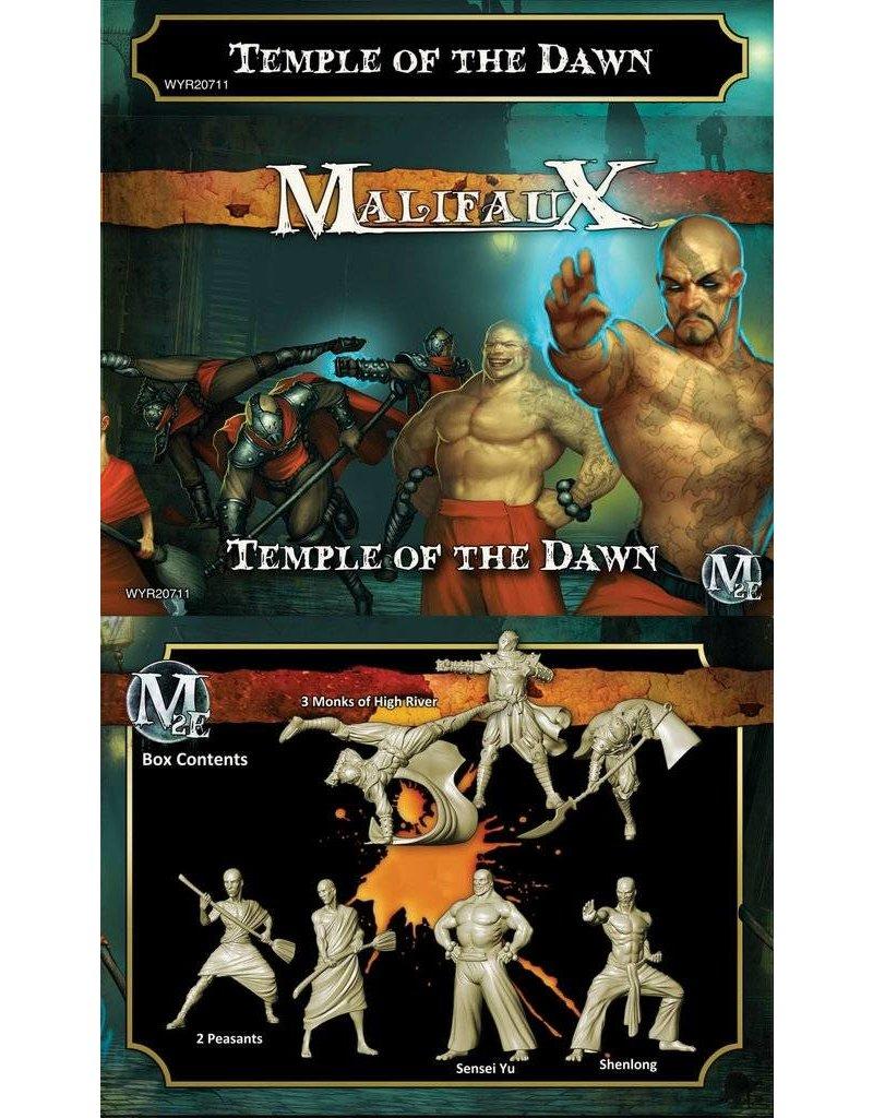 Wyrd Ten Thunders 'Temple of the Dawn' - Shenlong box set