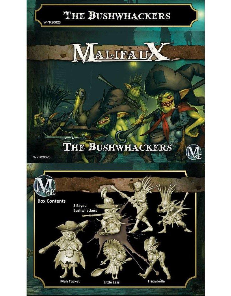 Wyrd Gremlins 'The Bushwhackers' - Mah Tucket Box set 2nd Edition