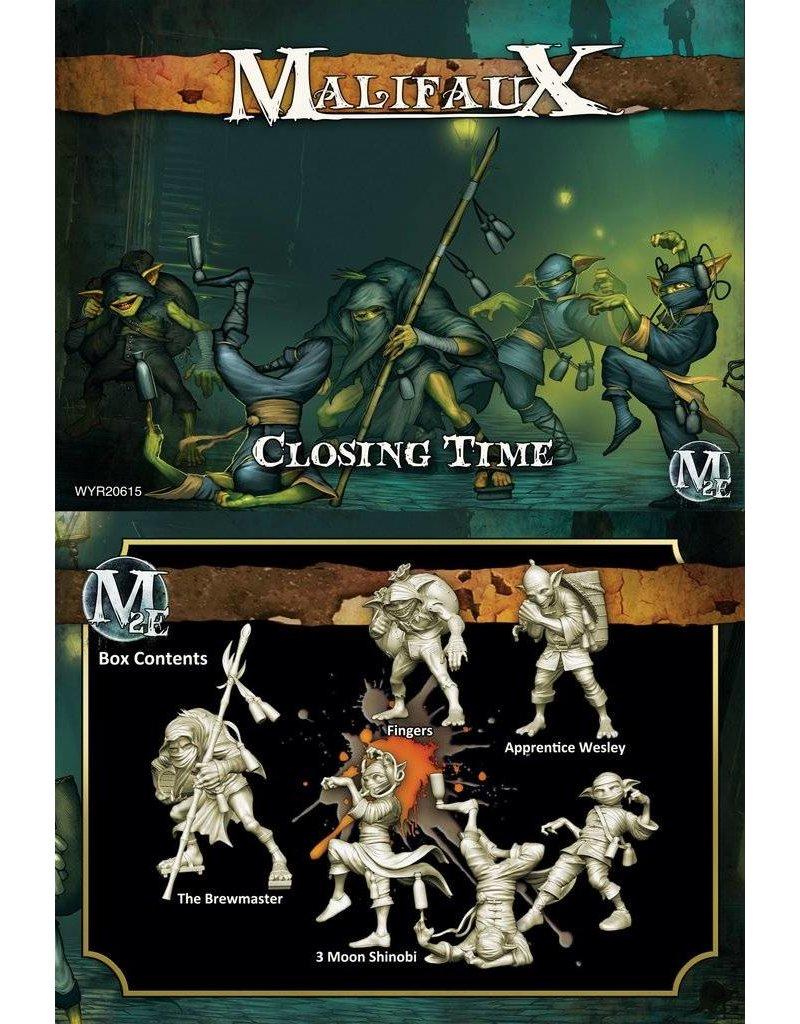 Wyrd Gremlins 'Closing time' - Brewmaster Box set 2nd Edition
