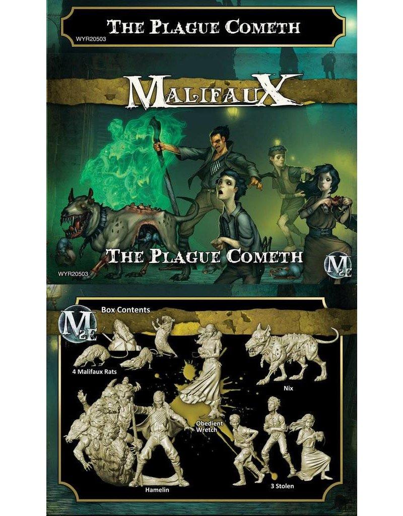 Wyrd Outcasts 'The Plague Cometh' - Hamelin Box set 2nd Edition