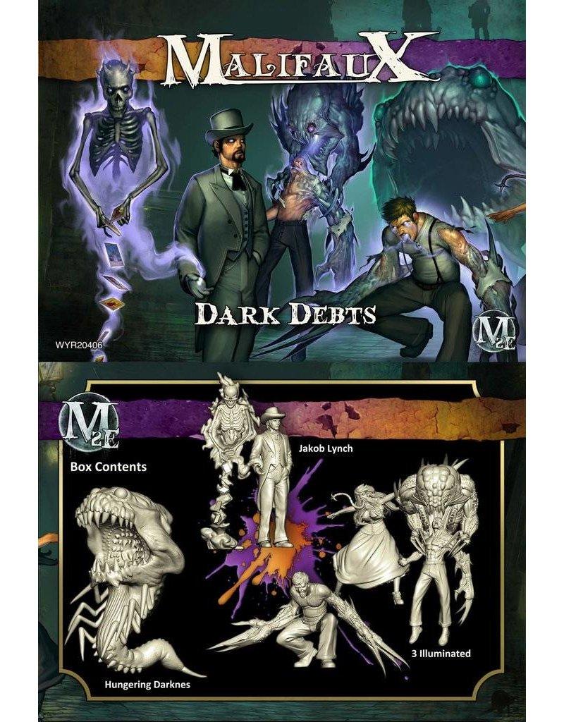 Wyrd Ten Thunders/Neverborn 'Dark Debts' - Jacob Lynch Box Set