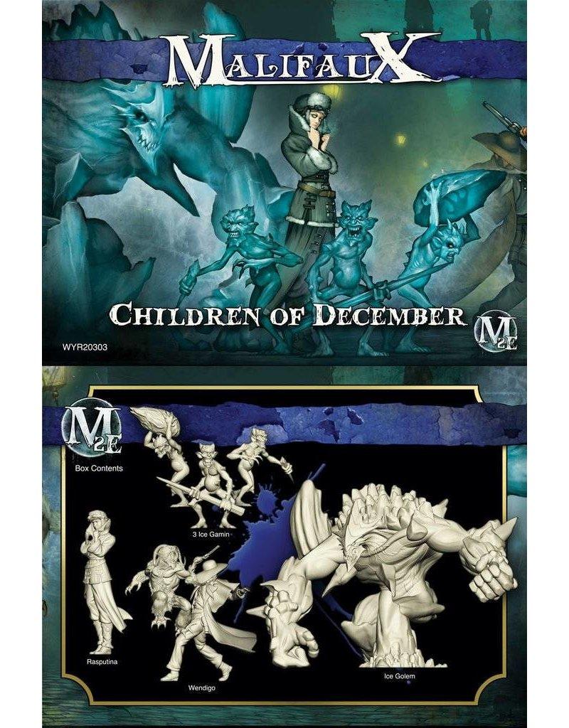 Wyrd Arcanists 'Children Of December' - Rasputina Box set 2nd Edition