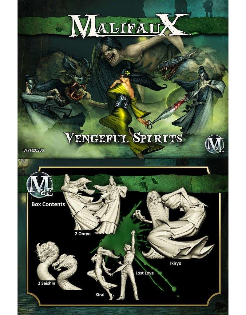 Wyrd Resurrectionists 'Vengeful Spirits' - Kirai Box set 2nd Edition