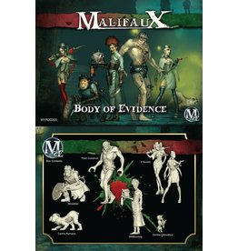 Wyrd Body of Evidence (Mcmourning) 2nd Edition
