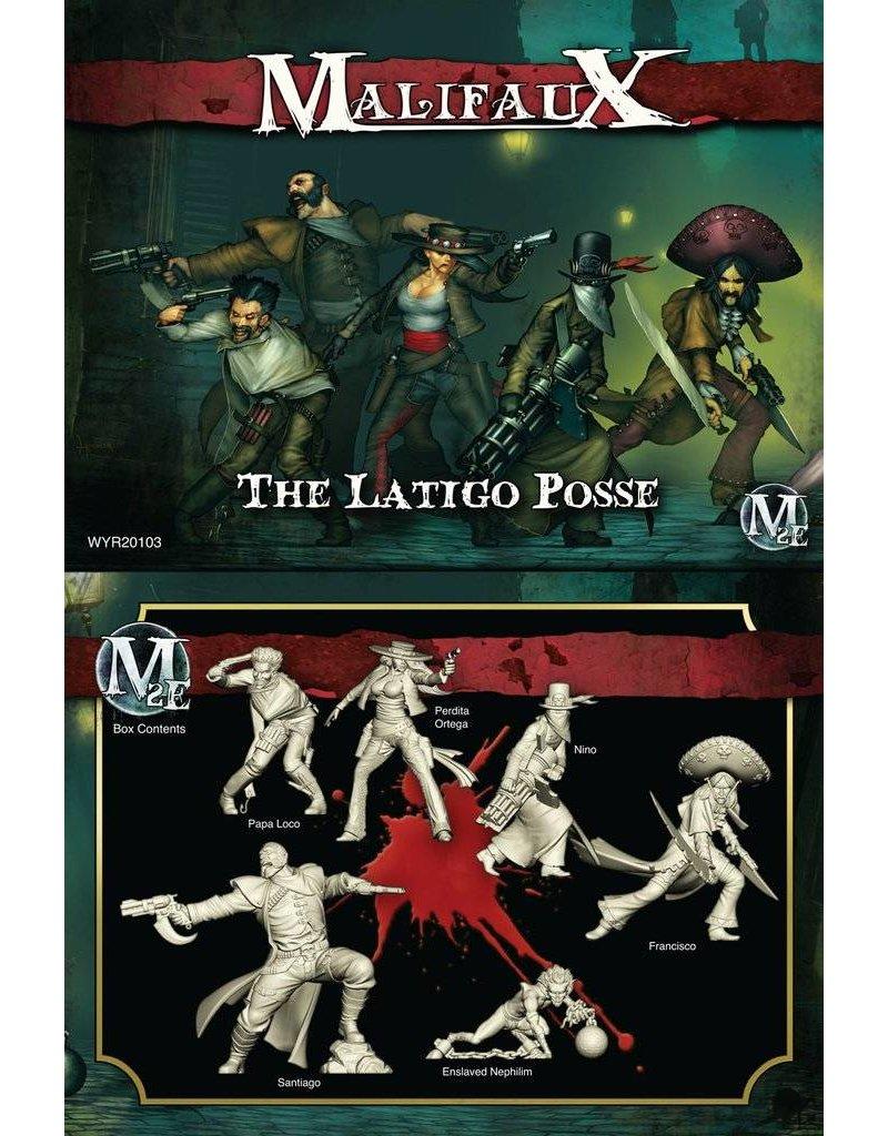 Wyrd Guild 'The Latigo Posse' - Perdita Ortega Box set 2nd Edition