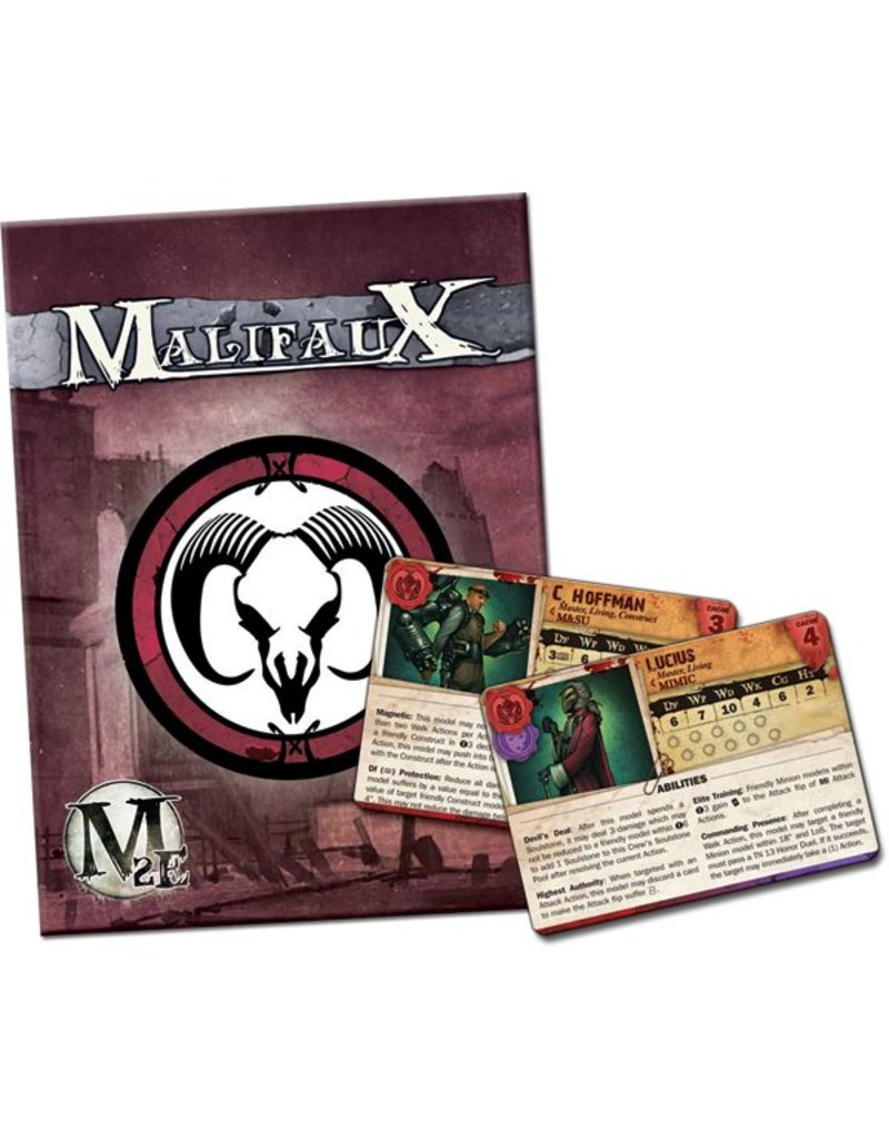 Wyrd Guild Wave 2 Arsenal Pack 2nd Edition