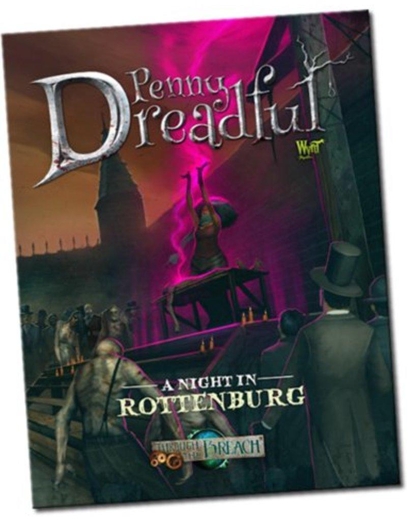 Wyrd Penny Dreadful: A Night in Rottenburg