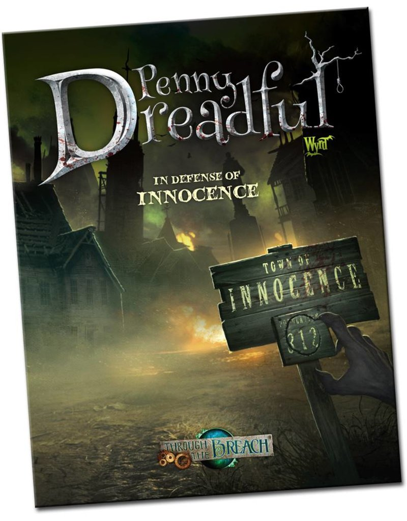 Wyrd Penny Dreadful: In Defense of Innocence
