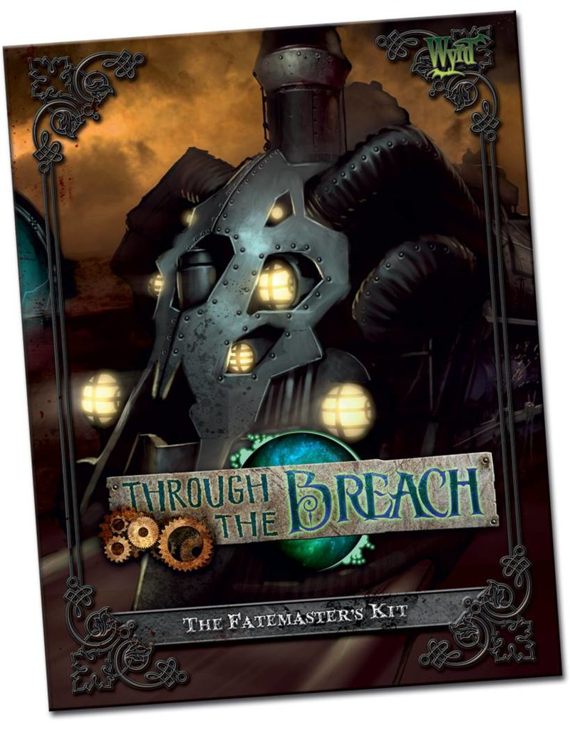 Wyrd Though the Breach: Fate Masters Kit