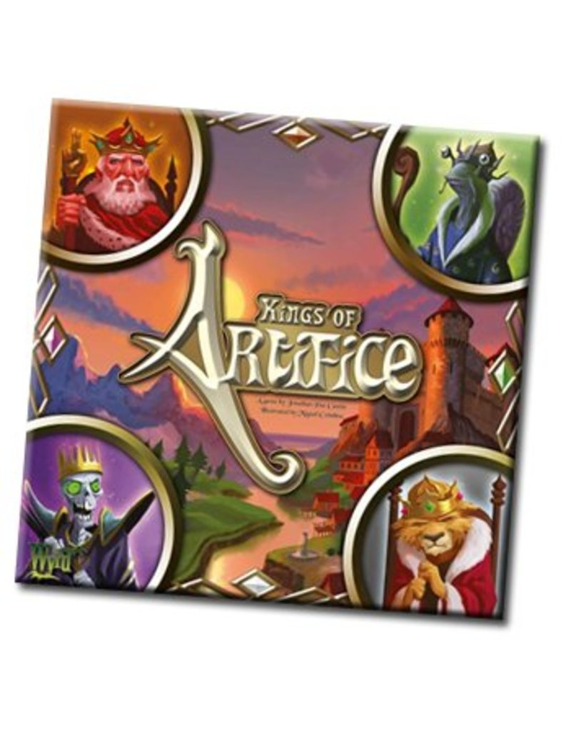 Wyrd Kings of Artifice - the Board Game
