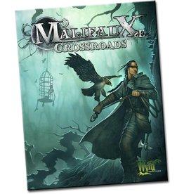 Wyrd Crossroads 2nd Edition Rulebook Expansion