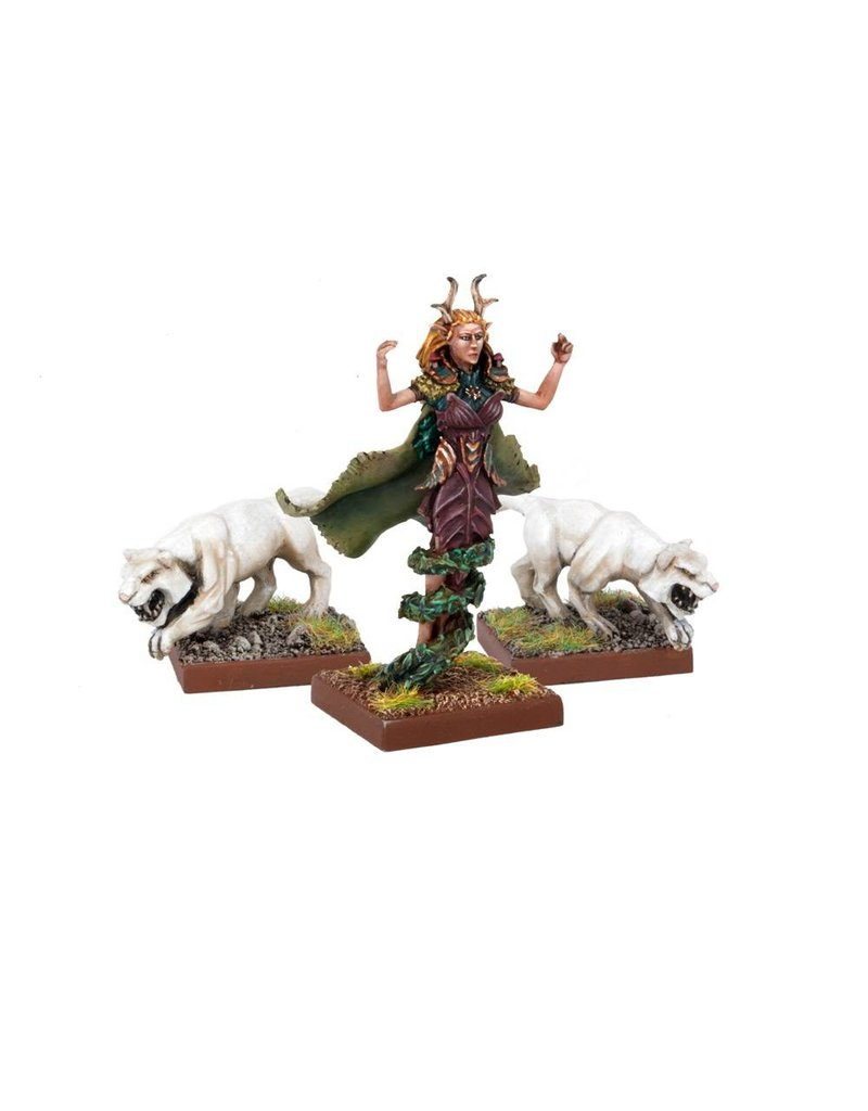 Mantic Games Elves: The Green Lady