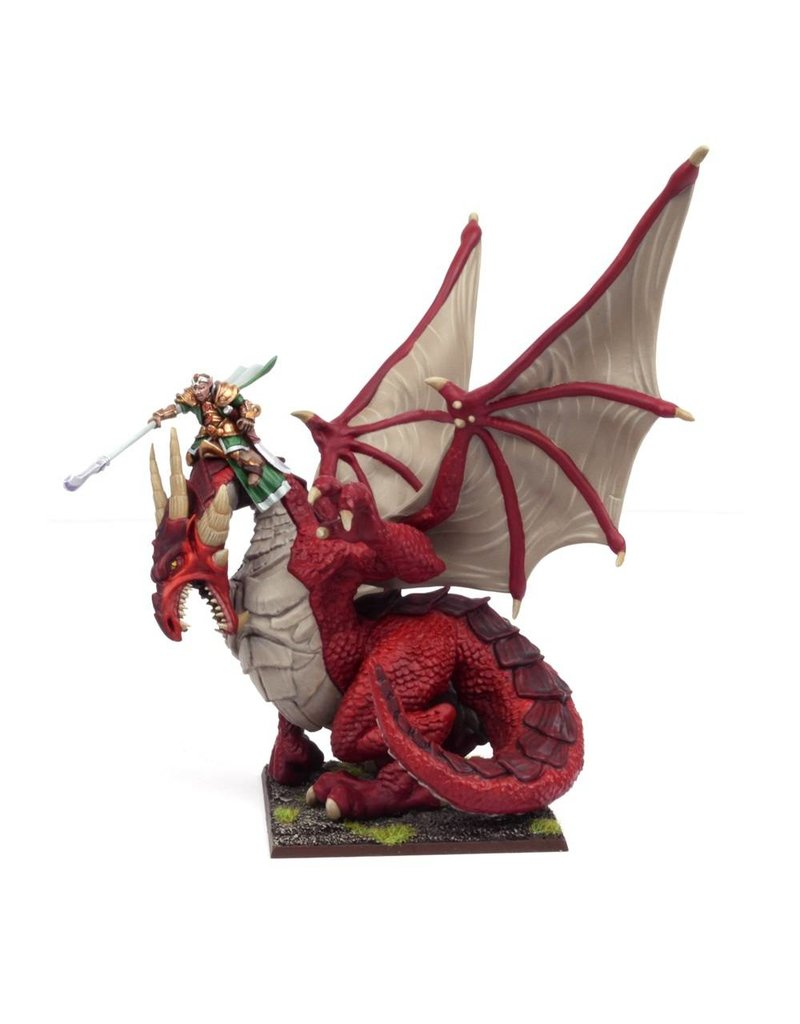 Mantic Games Elves: Dragon Kindred Lord