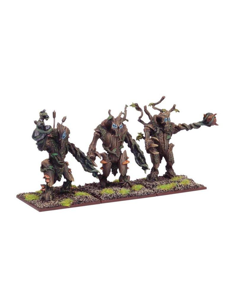 Mantic Games Elves: Forest Shambler Regiment