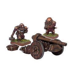 Mantic Games Ironbelcher Cannon