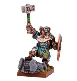Mantic Games Dwarf King