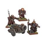 Mantic Games Dwarfs: Jarrun Bombard