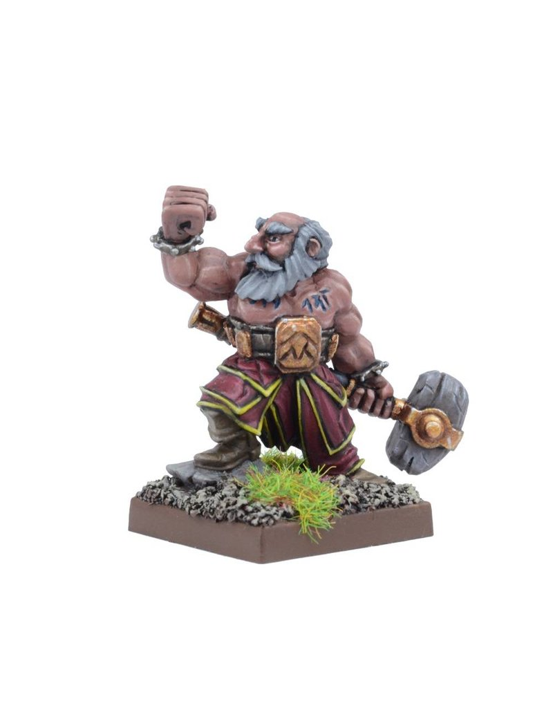Mantic Games Dwarfs: Stone Priest