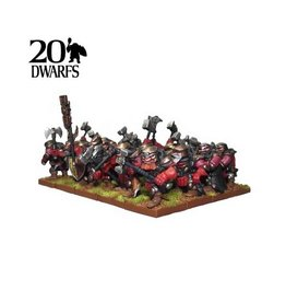 Mantic Games ShieldBreaker Regiment