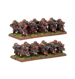Mantic Games Ironwatch Regiment