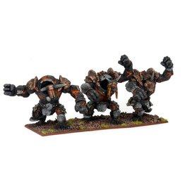 Mantic Games Lesser Obsidian Golem Regiment