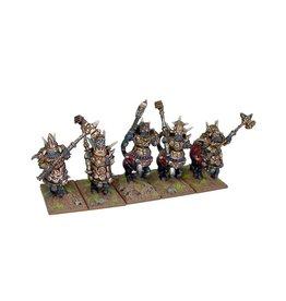 Mantic Games Halfbreed Regiment