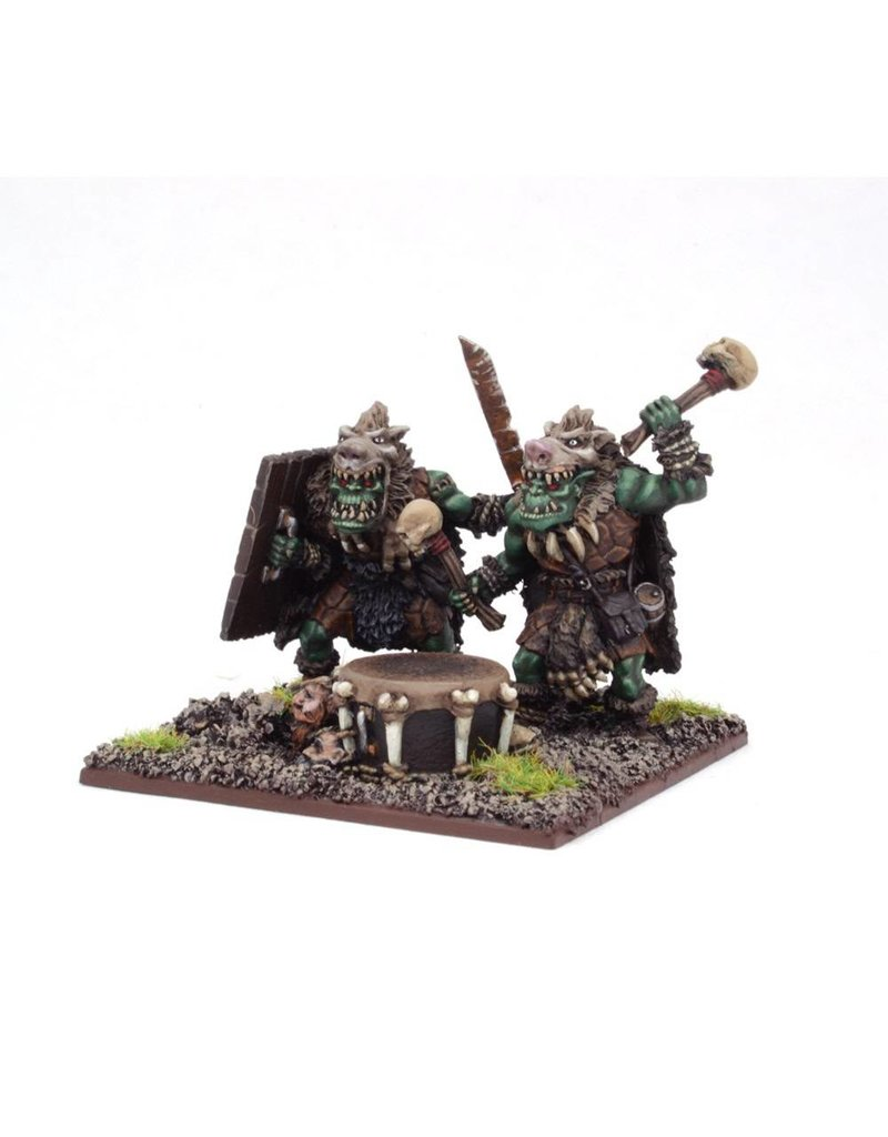 Mantic Games Orcs: War Drum