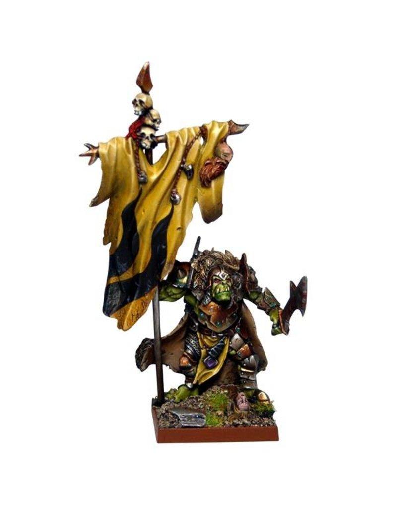 Mantic Games Orcs: Flagger