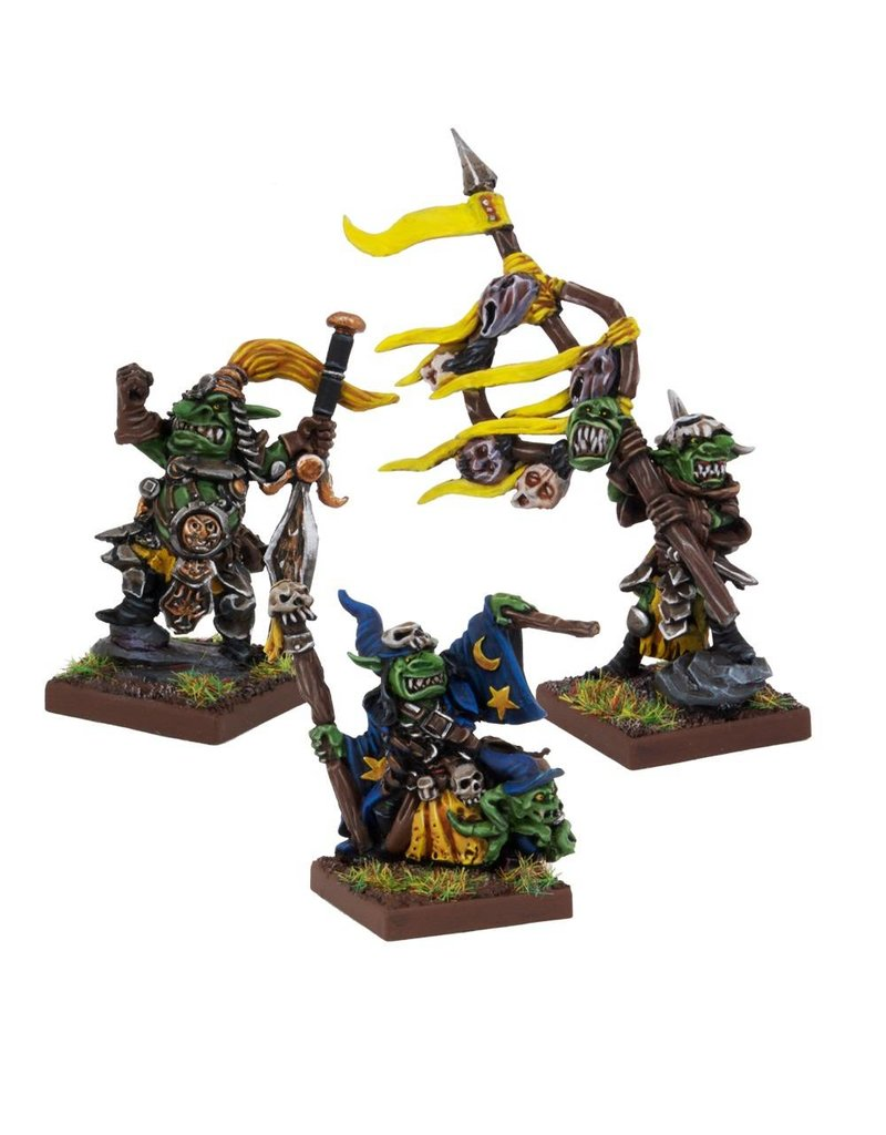 Mantic Games Goblins: Heroes