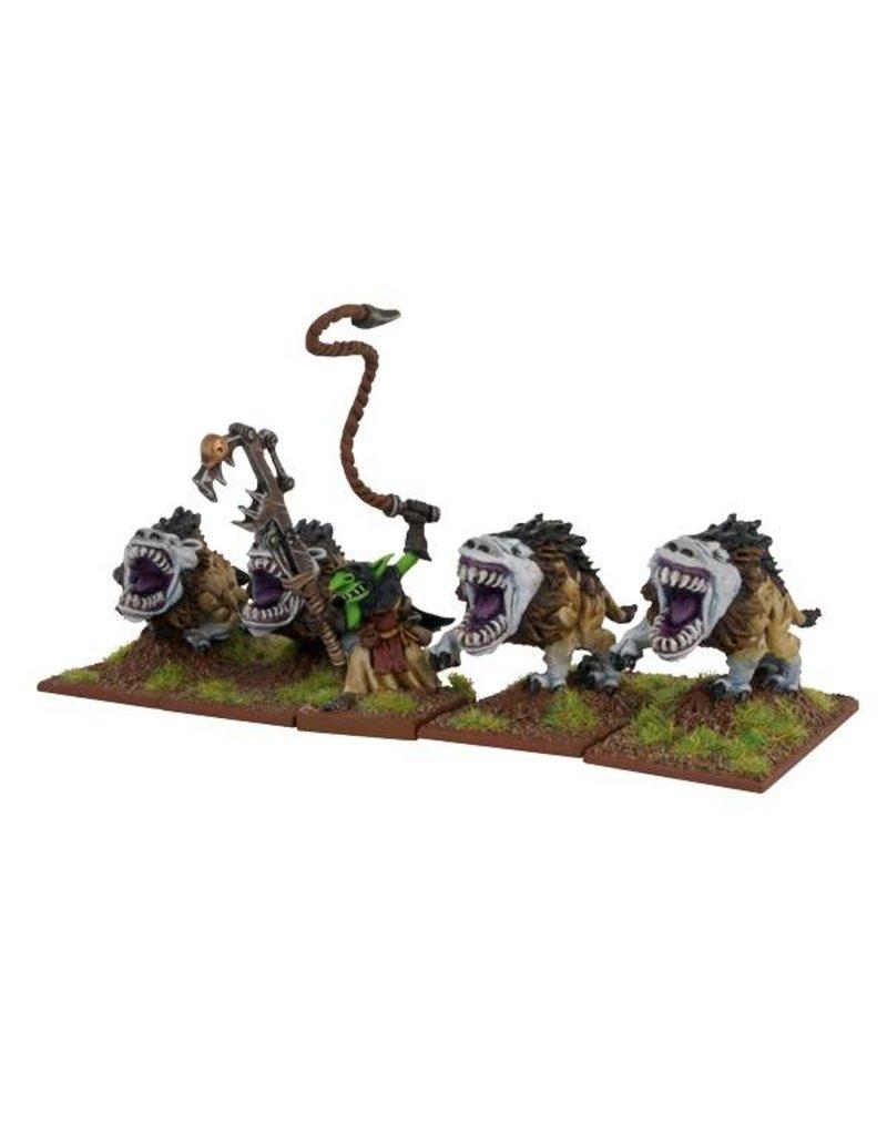 Mantic Games Goblins: Mawbeast Pack Troop