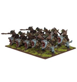 Mantic Games Fleabag Rider Regiment