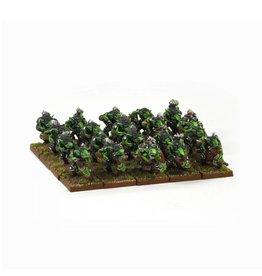 Mantic Games Spitter Regiment