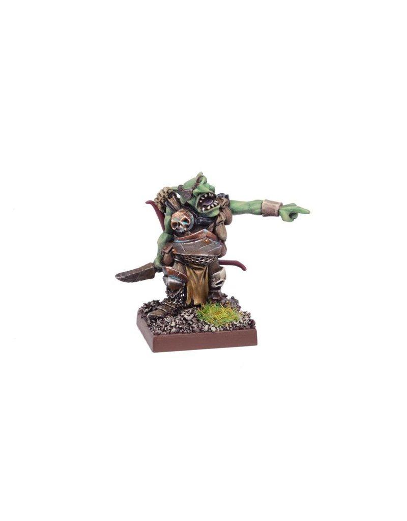 Mantic Games Ogres: Red Goblin Biggit